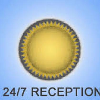 24-7 reception